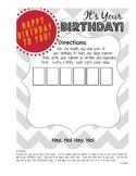 It's Your Birthday | Fun Place Value Practice with Built-In Bonus
