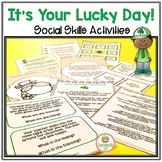St. Patricks Day Social Skills Activities