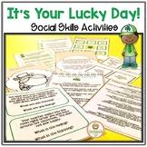 St. Patricks Day Social Skills Activities