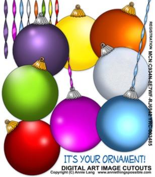 It's Your Ornament Clipart