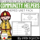 It's a Beautiful Day in the Neighborhood {Math & ELA community activities}