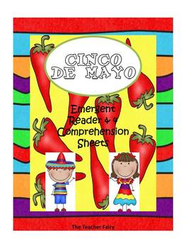 It's a Cinco Celebration!- Emergent Reader