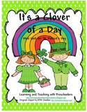 Its a Clover of a Day Mini Unit for St. Patricks Day