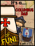 It's a... Columbus Day of FUN!