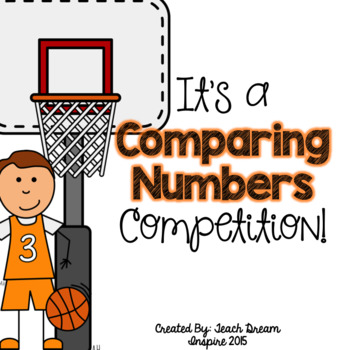 It's a Comparing Numbers Competition!