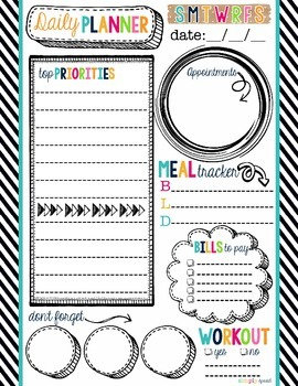 It's a Crazy Teacher Life:Binder Kit and organizational items for the classroom