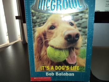 McGrowl: It's a Dog's Life ISBN 0-439-43455-6