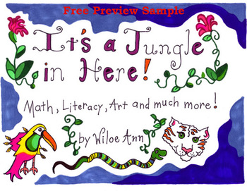 It's a Jungle in Here: Free Preview Sample