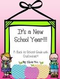 It's a New School Year!!!!