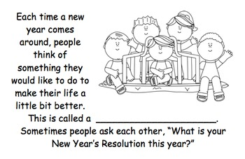 Its a New Year Little Book