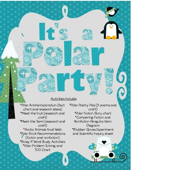 It's a Polar Party! Meet the Inuit, Sami, and Polar Animals
