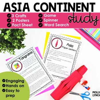 Asia Continent Study