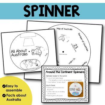 Australia Continent Study