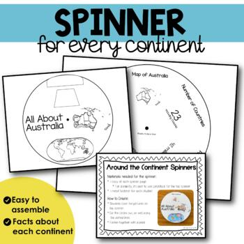 Continents - Explore the 7 Continents!