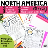 North America Continent Study