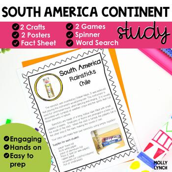 South America Continent Study