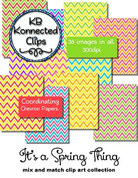 It's a Spring Thing! Mix and Match Clip Art  Collection