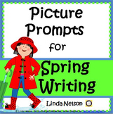 Spring Picture Prompts for Writing