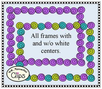 It's a Swirl Thing Frames/Borders