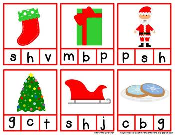 It's a Very Merry Christmas Math & Literacy Centers & Supplementary Activities