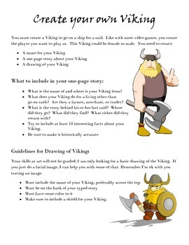 It's a Viking Life for me