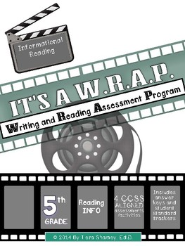 Assessments/Activities - Reading Informational Text - 5th Grade