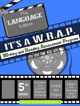 Language Activities/Assessments: Grammar, Spelling, Parts of Speech, Punctuation