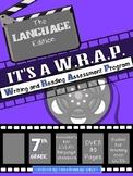 Language Assessments/activities: Punctuation, Parts of Speech, Spelling