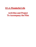 It's a Wonderful Life Activities