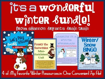 Wonderful Winter Bundle!