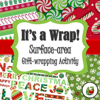 It's a Wrap! Surface-area Gift-Wrapping Activity