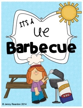 It's a ue Barbecue! Workstation