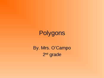 It's all about Poloygons