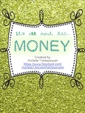 It's all about the MONEY, honey! {Mega Money Activity Pack: 25 activities}