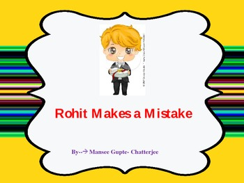 Its alright to make mistake: Rohit makes a mistake