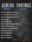 It's football season: Go Auburn!!