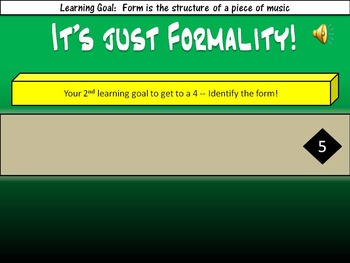 It's just Formality! - Identifying Form in Music