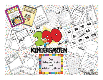 It's the 100th Day of School!