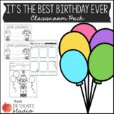 It's the BEST Birthday Ever!