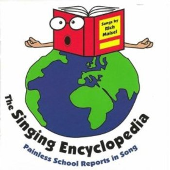 """It's the Boss (The Magic Brain)"" Rich Maisel's Singing Encyclopedia"