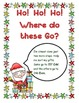 Christmas Literacy and Math Sorts and Activities