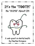 """It's the """"TOOTH"""" No """"GUMS"""" About It"""