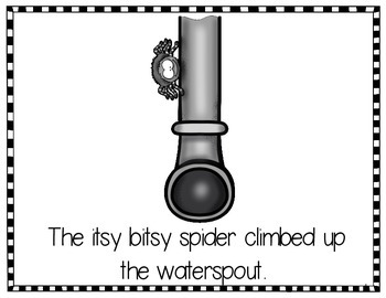 Itsy Bitsy Spider Resources