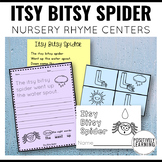 Itsy Bitsy Spider Activities