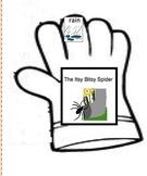 Itsy Bitsy Spider Glove Story-Autism