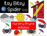 No print Speech Therapy Nursery Rhyme Scenes