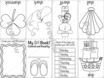 Itty-Bitty Books for Articulation Practice BUNDLE - complete set for all sounds