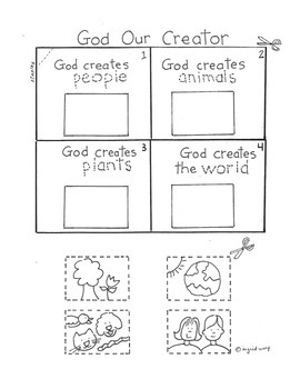 Itty-bitty Book of Big Ideas - Creation