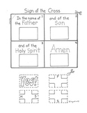 Itty-bitty Book of Big Ideas - The Sign of the Cross