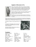 Iuppiter et Mercurius in Via - Latin I Story, Imperfect Tense